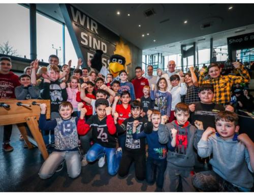 Das Kinderglück-Schulranzenprojekt – 1.800 Schulranzen für bedürftige Erstklässler*innen