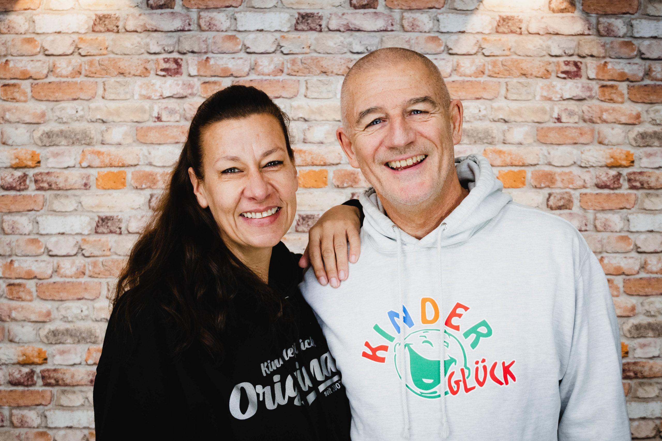 Susanne und Bernd Krispin