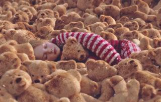 Kinderglück und Bärenmarke