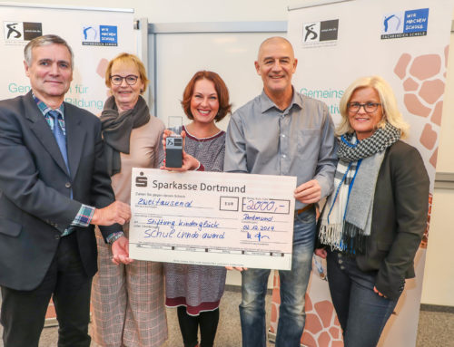 Stiftung Kinderglück erhält schul.inn.do-award