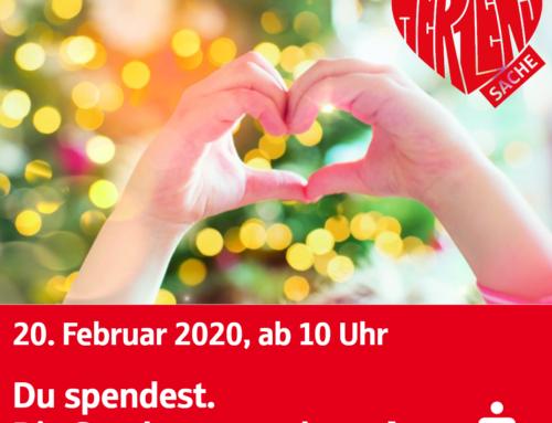 Sparkasse Dortmund verdoppelt Spenden – Helfen Sie mit!