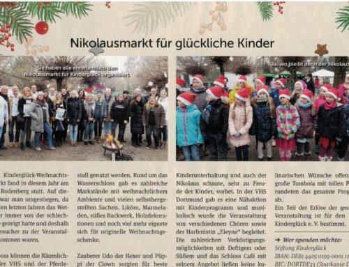 Kinderglück-Nikolausmarkt