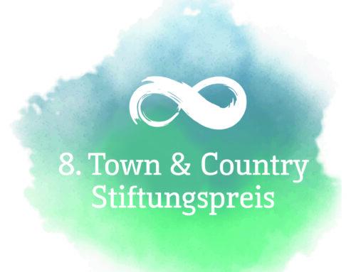 Stiftung Kinderglück erhält den 8. Town & Country Stiftungspreis