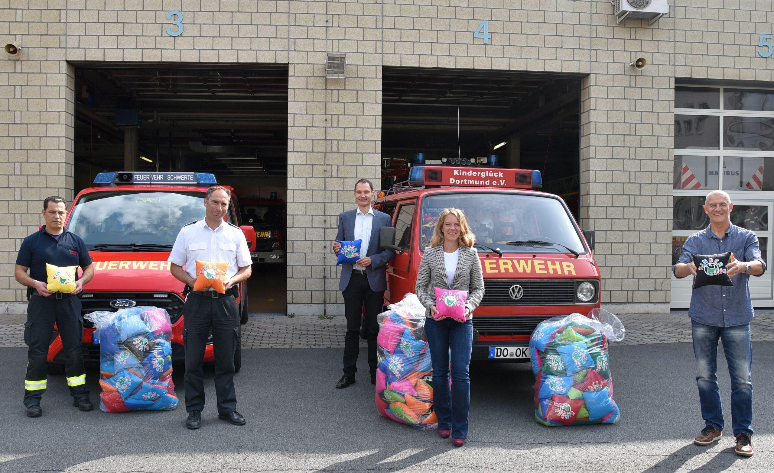 Feuerwehr Schwerte Stiftung Kinderglück
